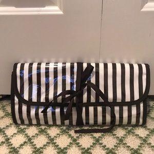 Henri Bender travel jewelry/cosmetic bag